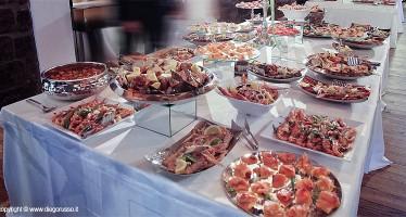 Buffet Nuziale