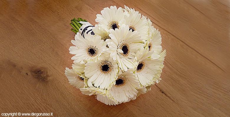 Bouquet Sposa Gerbere.Bouquet Di Gerbere Fotografo Matrimonio Napoli Diego Russo