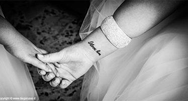 tatuaggio d'amore