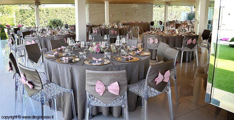 Fantasmini sedie matrimonio fotografo matrimonio napoli - Fiocchi per coprisedie ...
