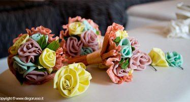 Bouquet Di Stoffa