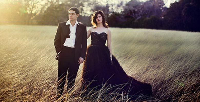 Matrimonio In Abito Nero : Abito da sposa nero fotografo matrimonio napoli diego