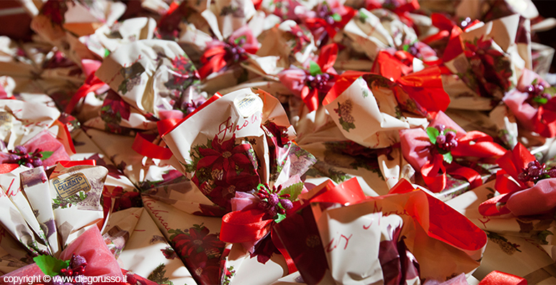 Popolare La bomboniera natalizia. | Fotografo Matrimonio Napoli | DIEGO  DQ05