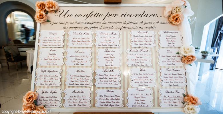 Popolare Tableau Mariage | Fotografo Matrimonio Napoli | DIEGO RUSSO studio  IZ93