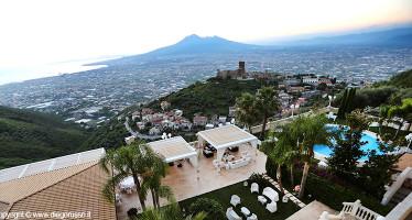 Foto Ristorante Con Panorama