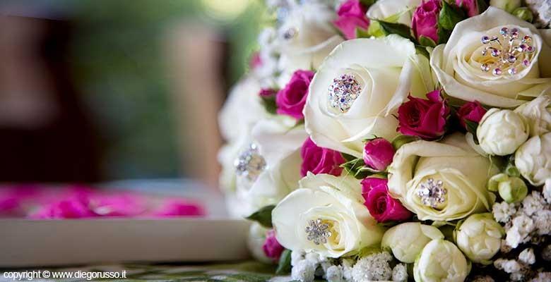 Bouquet Sposa Gioiello