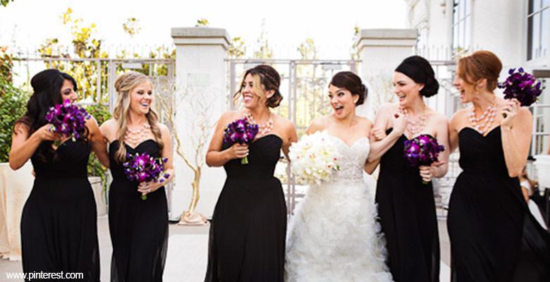 Matrimonio In Nero : Damigelle in nero fotografo matrimonio napoli diego russo studio