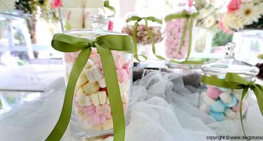Marshmallow Candy Bar