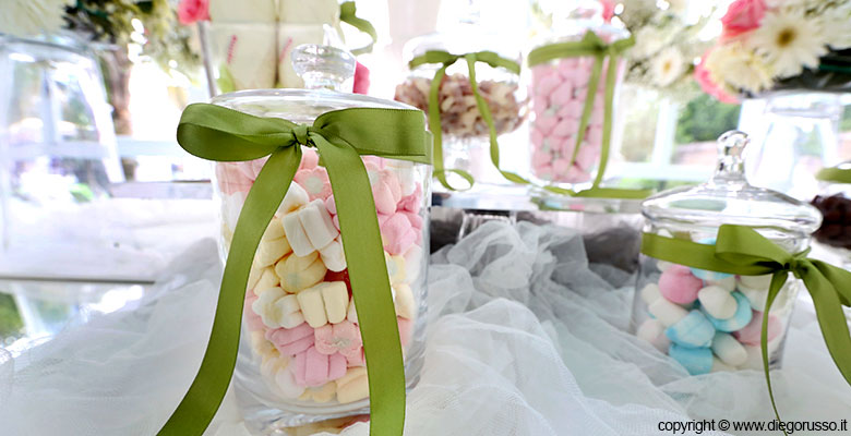 Marshmallow Candy Bar