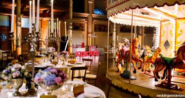 Matrimonio Stile Circus