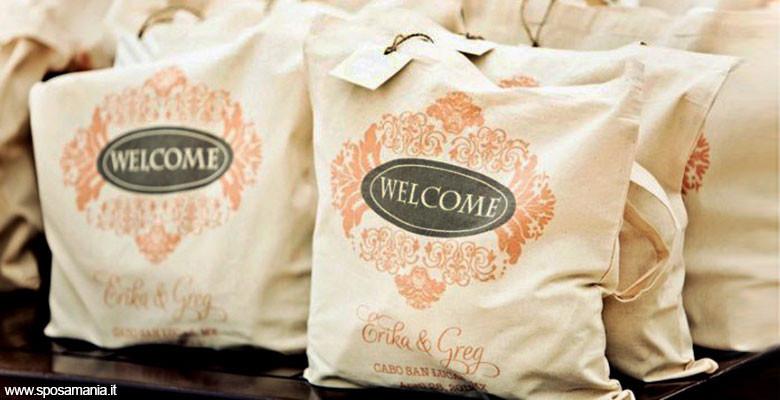 Wedding Bag Stoffa