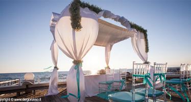 Il Matrimonio Celebrato In Spiaggia