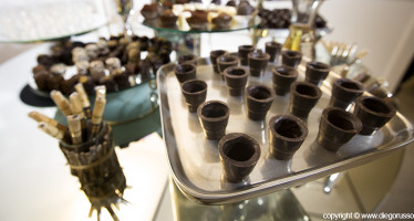 Bicchierini Di Cioccolato