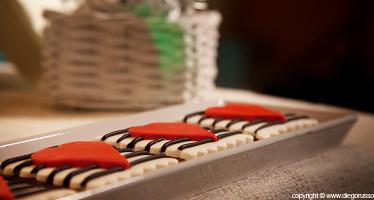 Biscotto realizzato in casa