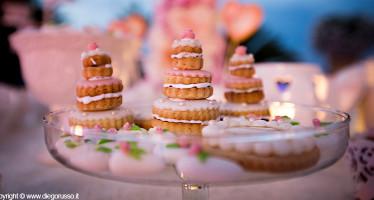 Buffet Mini Cake