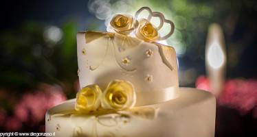 Foto Torta Al Matrimonio