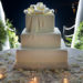 Wedding cake: effetto perlineWedding cake: effetto perline