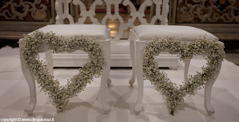 Top addobbi floreali nozze | Fotografo Matrimonio Napoli | DIEGO RUSSO  KV38