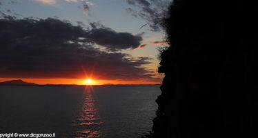 La magia del tramonto