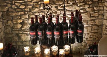 L' angolo dei vini