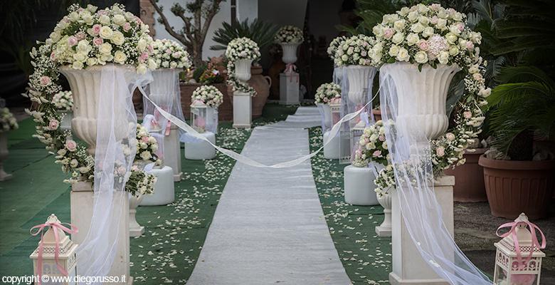 Matrimonio l uscita di casa della sposa fotografo matrimonio napoli diego russo studio - Addobbi matrimonio casa della sposa ...
