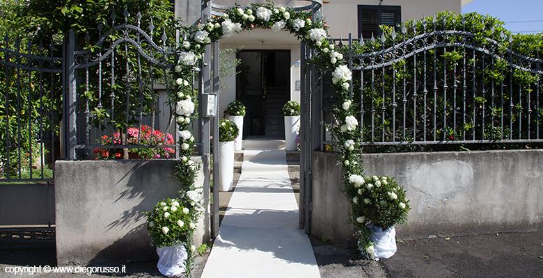 Matrimonio uscita di casa della sposa fotografo matrimonio napoli diego russo studio - Addobbi matrimonio casa della sposa ...