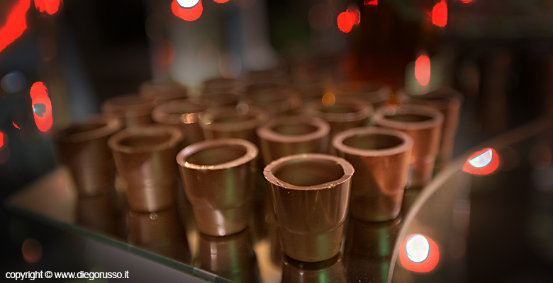 Matrimonio: angolo cioccolata