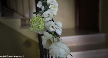 Matrimonio: addobbi casa sposa