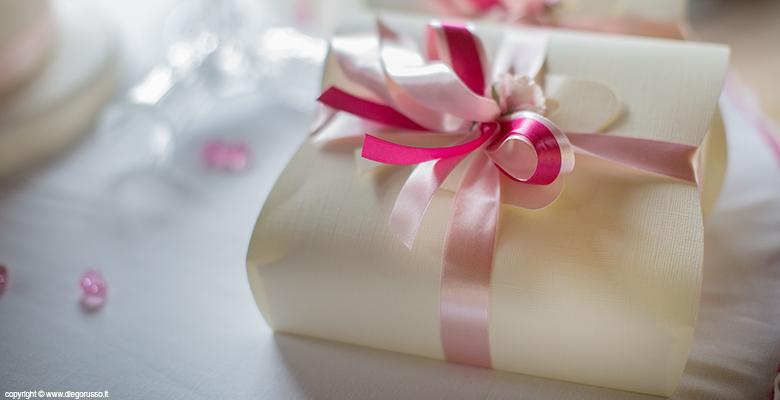 Matrimonio in rosa quarzo