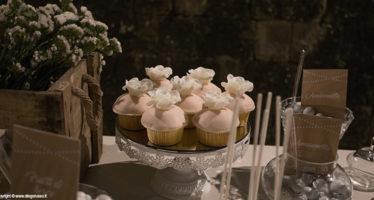 Cupcake shabby