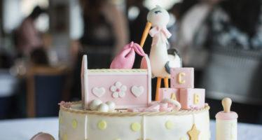 Cake topper per bebè