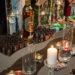 Tavolo cubano per il matrimonio