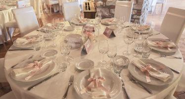 Tavoli per wedding