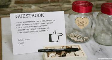 Angolo guestbook