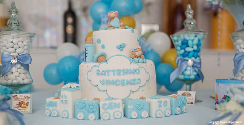 Una torta di orsetti