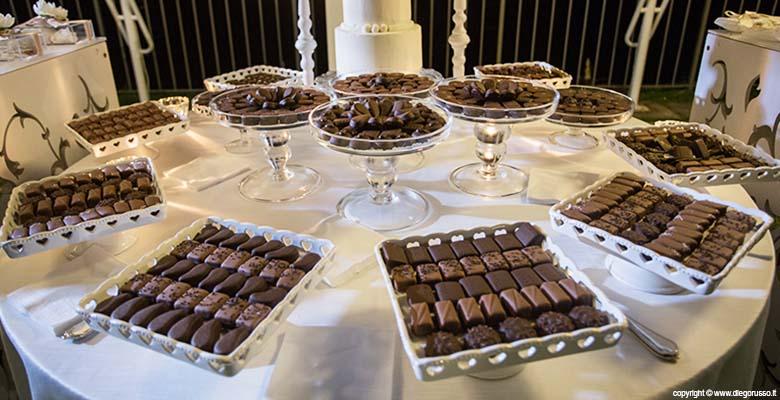 Cioccolata da matrimonio