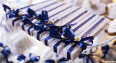 Wedding: la scelta del blu