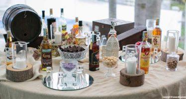 Wedding: l'angolo dei drink