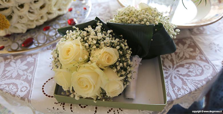 Il bouquet per le damigelle