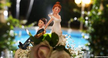 Wedding cake: dettagli