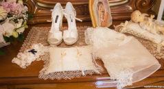 La sposa e i suoi accessori