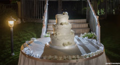 Wedding cake: un momento magico
