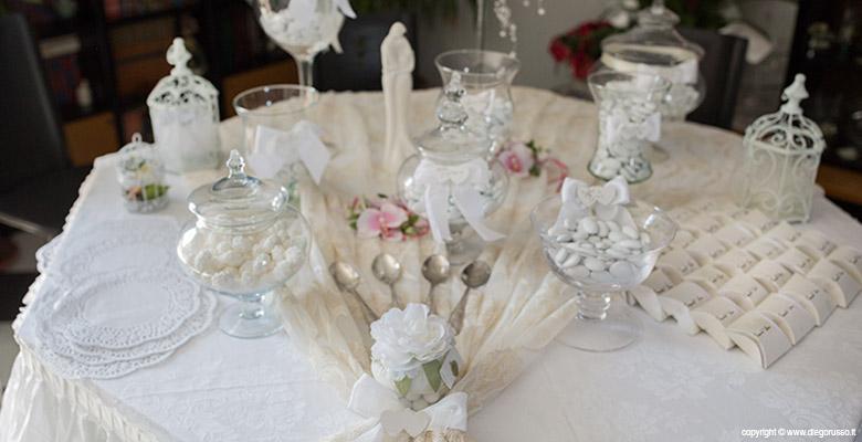 Una confettata elegante fotografo matrimonio napoli - Confettata matrimonio a casa ...