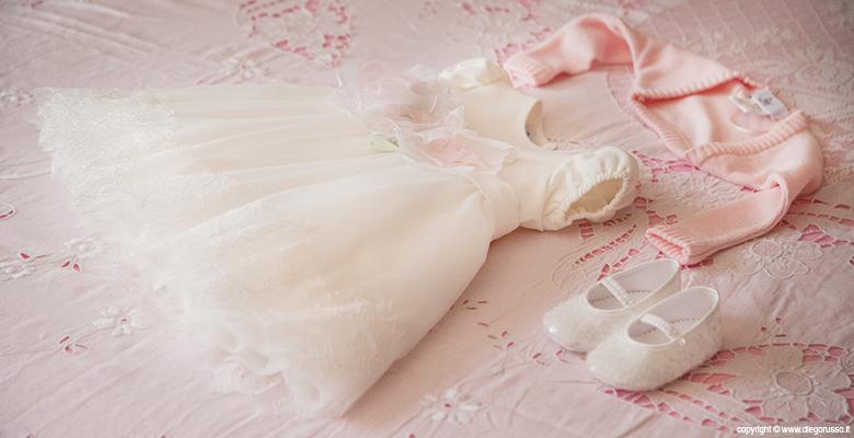 Battesimo: l'outfit