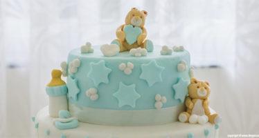 Cake - tante decorazioni