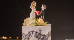 Cake topper - donami il tuo cuore