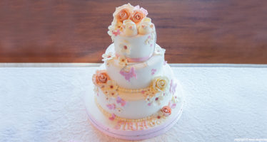 Battesimo: una torta particolare