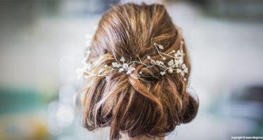 Bride: l'acconciatura