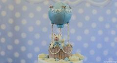 Baby cake: un tenero orsetto