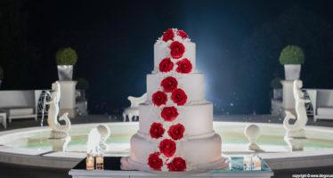 Una torta romantica